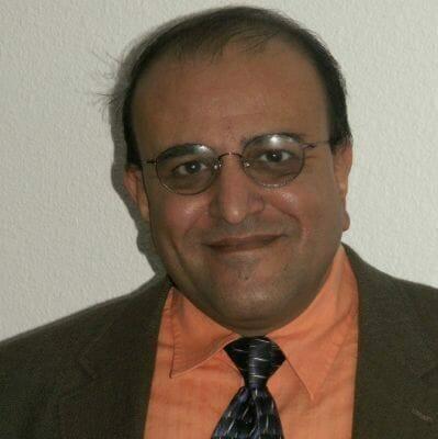 Dr. Bharat Vaidya Headshot