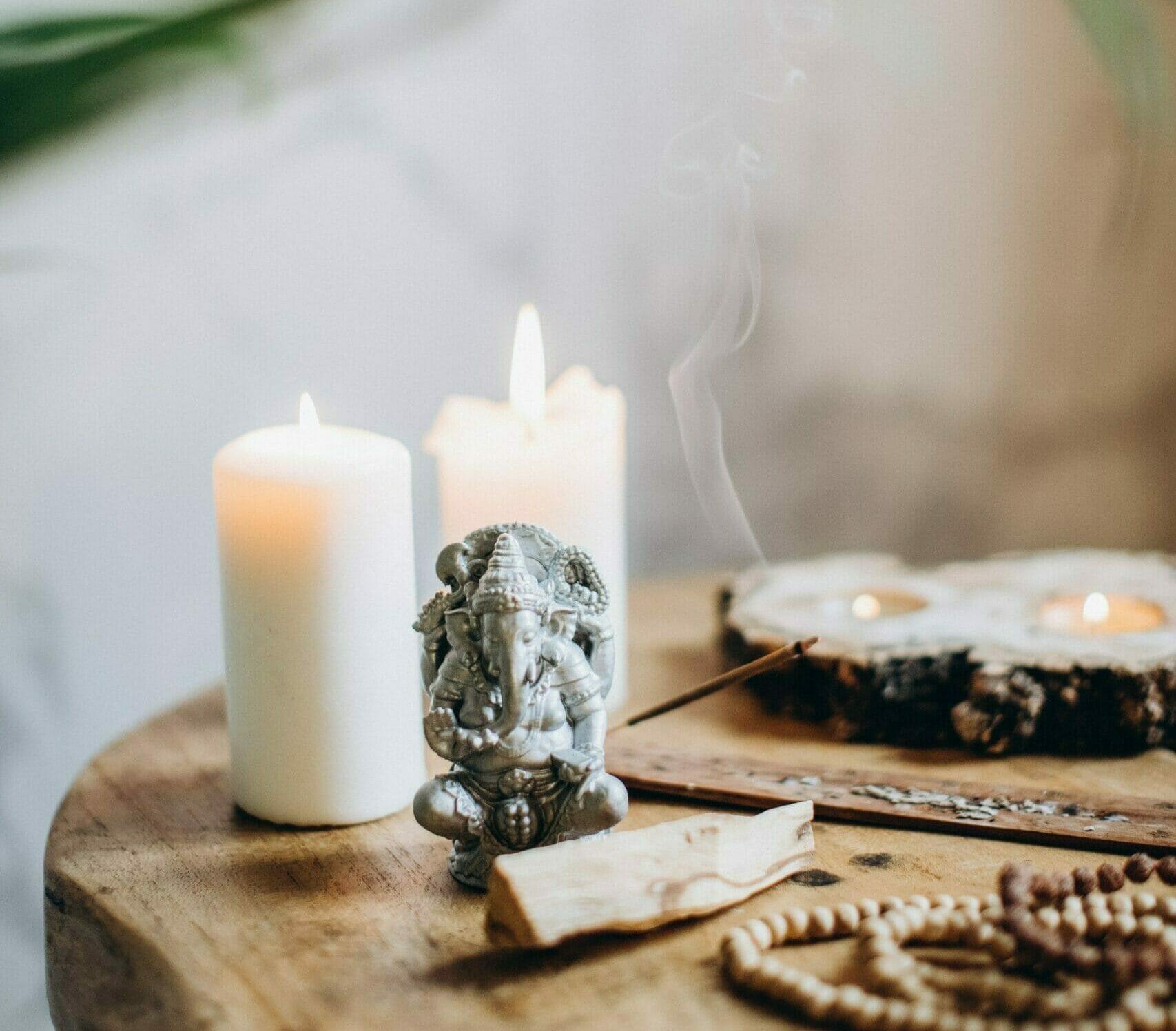 Ayurveda and Yoga - Elly Fairytale