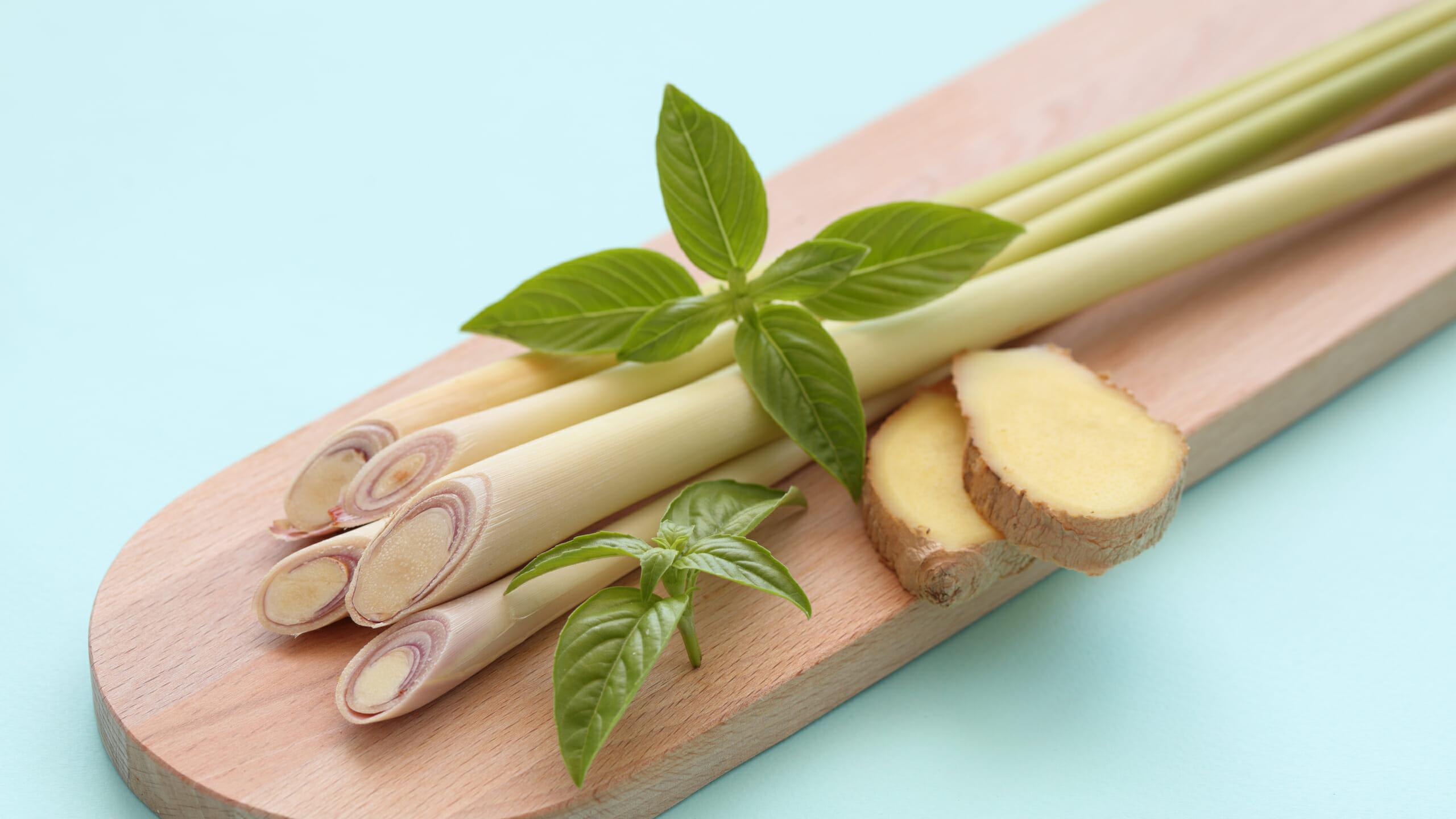 Lemongrass Kadha