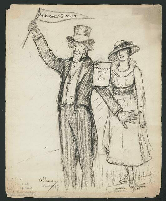 Women's Suffrage - Doula